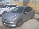 Подержанный Peugeot 206, серебряный, 2006 года выпуска, цена 160 000 руб. в Самаре, автосалон Авто-Брокер на Антонова-Овсеенко