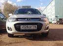 Подержанный ВАЗ (Lada) Kalina, серебряный металлик, цена 410 000 руб. в республике Татарстане, отличное состояние
