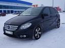 Подержанный Mercedes-Benz B-Класс, черный , цена 860 000 руб. в ао. Ханты-Мансийском Автономном округе - Югре, отличное состояние