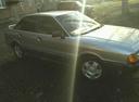 Подержанный Audi 80, серебряный , цена 70 000 руб. в Кемеровской области, хорошее состояние