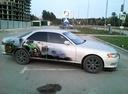 Подержанный Toyota Mark II, серебряный , цена 215 000 руб. в ао. Ханты-Мансийском Автономном округе - Югре, хорошее состояние