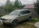 Подержанный Volvo XC90, серебряный , цена 750 000 руб. в Тюмени, отличное состояние
