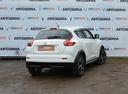 Подержанный Nissan Juke, белый, 2013 года выпуска, цена 628 000 руб. в Калуге, автосалон Мега Авто Калуга