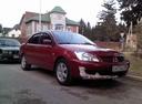 Подержанный Mitsubishi Lancer, красный , цена 250 000 руб. в ао. Ханты-Мансийском Автономном округе - Югре, хорошее состояние