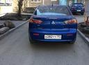 Подержанный Mitsubishi Lancer, синий , цена 450 000 руб. в Екатеринбурге, отличное состояние