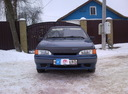 Подержанный ВАЗ (Lada) 2115, синий , цена 97 000 руб. в Смоленской области, отличное состояние