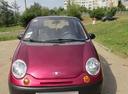 Подержанный Daewoo Matiz, бордовый , цена 140 000 руб. в республике Татарстане, отличное состояние