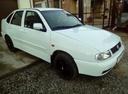 Подержанный Volkswagen Polo, белый акрил, цена 180 000 руб. в Смоленской области, хорошее состояние