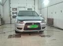 Подержанный Mitsubishi Lancer, серебряный , цена 410 000 руб. в Нижнем Новгороде, хорошее состояние