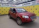 Подержанный Land Rover Freelander, красный, 2007 года выпуска, цена 550 000 руб. в Самаре, автосалон