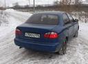 Подержанный ЗАЗ Sens, синий металлик, цена 70 000 руб. в Челябинской области, хорошее состояние