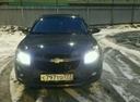 Подержанный Chevrolet Cruze, серый, 2013 года выпуска, цена 495 000 руб. в Самаре, автосалон Авто-Брокер на Антонова-Овсеенко