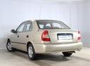 Подержанный Hyundai Accent, бежевый, 2003 года выпуска, цена 139 000 руб. в Санкт-Петербурге, автосалон РОЛЬФ Лахта Blue Fish