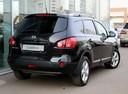 Подержанный Nissan Qashqai+2, черный, 2009 года выпуска, цена 659 000 руб. в Москве и области, автосалон