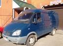 Подержанный ГАЗ Газель, синий , цена 180 000 руб. в Тюмени, хорошее состояние