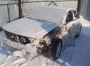Подержанный Lifan Solano, белый , цена 80 000 руб. в Ульяновской области, битый состояние