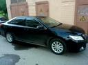 Подержанный Toyota Camry, черный металлик, цена 950 000 руб. в Ульяновской области, отличное состояние