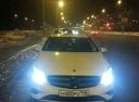 Подержанный Mercedes-Benz A-Класс, белый перламутр, цена 1 200 000 руб. в республике Татарстане, отличное состояние