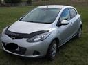 Подержанный Mazda Demio, серебряный металлик, цена 320 000 руб. в Кемеровской области, отличное состояние
