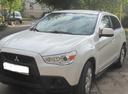 Подержанный Mitsubishi ASX, белый , цена 610 000 руб. в Челябинской области, отличное состояние