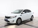 Подержанный Kia Rio, белый, 2015 года выпуска, цена 565 000 руб. в Иваново, автосалон АвтоГрад Нормандия