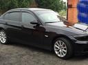 Подержанный BMW 3 серия, черный металлик, цена 700 000 руб. в Тюмени, хорошее состояние