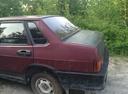 Подержанный ВАЗ (Lada) 2109, пурпурный , цена 45 000 руб. в ао. Ханты-Мансийском Автономном округе - Югре, плохое состояние