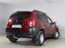 Подержанный Renault Duster, красный, 2012 года выпуска, цена 439 000 руб. в Санкт-Петербурге, автосалон РОЛЬФ Лахта Blue Fish