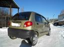 Подержанный Daewoo Matiz, золотой металлик, цена 155 000 руб. в Челябинской области, отличное состояние