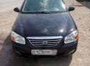 Подержанный Kia Cerato, черный , цена 280 000 руб. в Тюмени, хорошее состояние