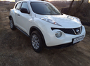 Подержанный Nissan Juke, белый , цена 840 000 руб. в Смоленской области, отличное состояние