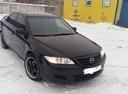 Подержанный Mazda 6, черный , цена 270 000 руб. в Смоленской области, отличное состояние