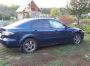 Подержанный Mazda 6, зеленый металлик, цена 380 000 руб. в Челябинской области, среднее состояние