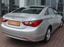 Подержанный Hyundai Sonata, серебряный, 2011 года выпуска, цена 639 000 руб. в Екатеринбурге, автосалон Автобан-Запад
