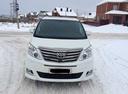 Подержанный Toyota Alphard, белый перламутр, цена 2 650 000 руб. в республике Татарстане, отличное состояние