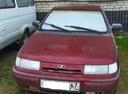 Подержанный ВАЗ (Lada) 2112, бордовый , цена 110 000 руб. в Смоленской области, хорошее состояние
