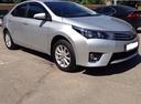 Подержанный Toyota Corolla, серебряный , цена 815 000 руб. в ао. Ханты-Мансийском Автономном округе - Югре, отличное состояние