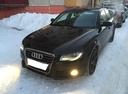 Подержанный Audi A4, черный , цена 950 000 руб. в ао. Ханты-Мансийском Автономном округе - Югре, хорошее состояние