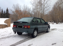 Подержанный ВАЗ (Lada) 2114, зеленый , цена 150 000 руб. в республике Татарстане, отличное состояние