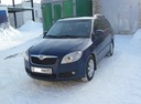 Авто Skoda Fabia, , 2008 года выпуска, цена 260 000 руб., Ржев