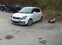 Подержанный Suzuki Swift, белый , цена 400 000 руб. в Владивостоке, хорошее состояние
