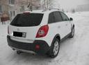 Подержанный Opel Antara, белый , цена 730 000 руб. в ао. Ханты-Мансийском Автономном округе - Югре, хорошее состояние