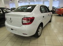 Подержанный Renault Logan, белый, 2016 года выпуска, цена 532 000 руб. в Ростове-на-Дону, автосалон