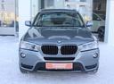 Подержанный BMW X3, серый, 2013 года выпуска, цена 1 399 000 руб. в Екатеринбурге, автосалон Автобан-Запад