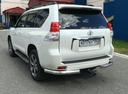 Подержанный Toyota Land Cruiser Prado, белый перламутр, цена 2 550 000 руб. в ао. Ханты-Мансийском Автономном округе - Югре, отличное состояние
