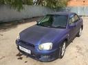 Подержанный Subaru Impreza, фиолетовый матовый, цена 230 000 руб. в Томской области, хорошее состояние