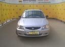 Подержанный Hyundai Accent, серебряный, 2003 года выпуска, цена 170 000 руб. в Самаре, автосалон Авто-Брокер на Антонова-Овсеенко