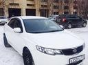 Подержанный Kia Cerato, белый металлик, цена 435 000 руб. в республике Татарстане, отличное состояние