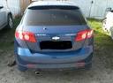 Подержанный Chevrolet Lacetti, синий , цена 310 000 руб. в ао. Ханты-Мансийском Автономном округе - Югре, хорошее состояние