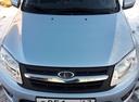 Подержанный ВАЗ (Lada) Granta, голубой металлик, цена 450 000 руб. в Смоленской области, отличное состояние